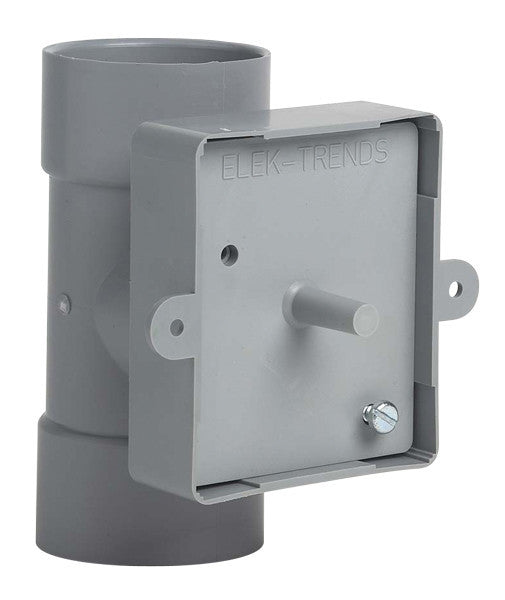In-line T-piece for Designer socket