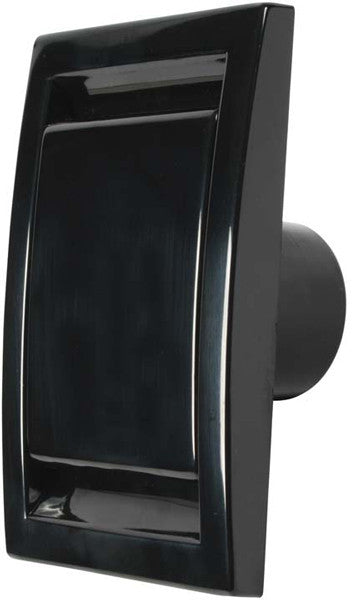 Innovation socket, black