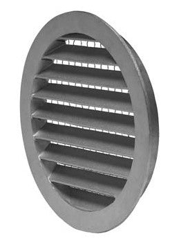 Round wall grill 200mm diameter