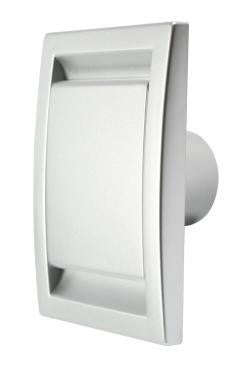 Innovation socket, silver