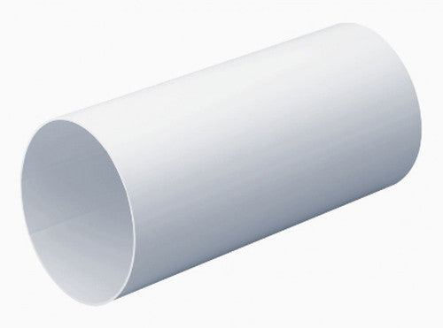 150mm diameter PVC duct, 1.5m long