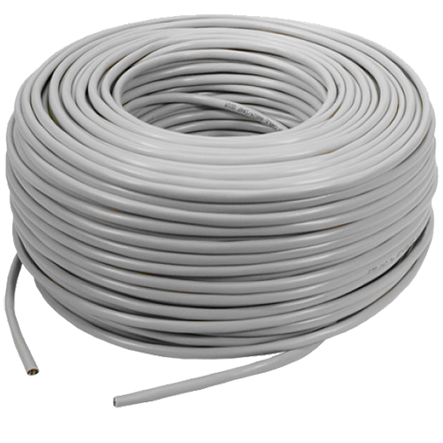 UTP Enhanced Cat 5e – Solid (PVC) - 100M - Rack Sellers