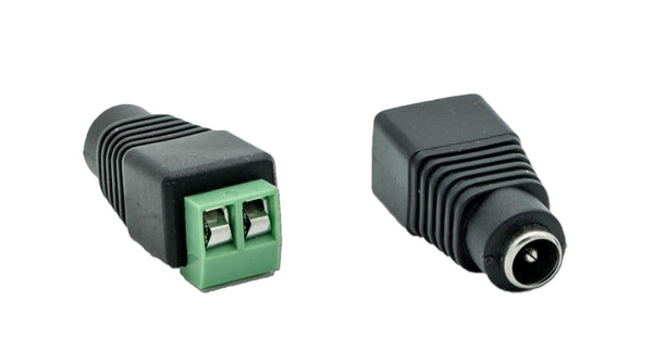 2.1mm DC Male Power Plug