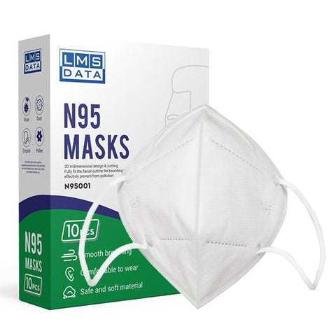 N95 Mask (Box of 10)