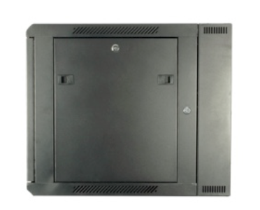 12U 19 inch Wall Mount N Series Network  Data Cabinet  Rack (WxDxH) 550x600x600mm - Dual Section