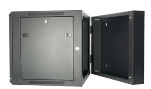 15U 19 inch Wall Mount N Series Network  Data Cabinet  Rack (WxDxH) 600x550x720mm - Dual Section
