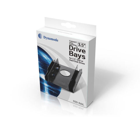 DYNAMODE HDD SSD Conversion Cradle For 3.5 to 2.5