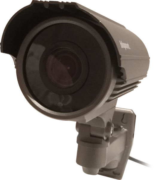 5MP/4MP 4in1 Grey Bullet CCTV Camera