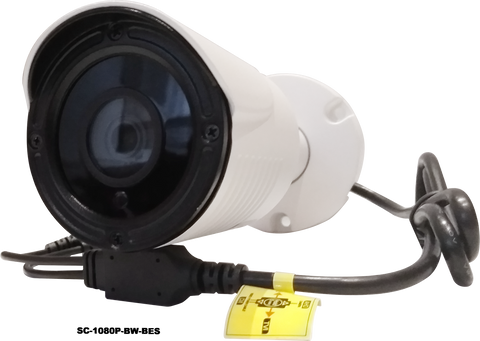 2.0MP 4in1 White Bullet CCTV Camera