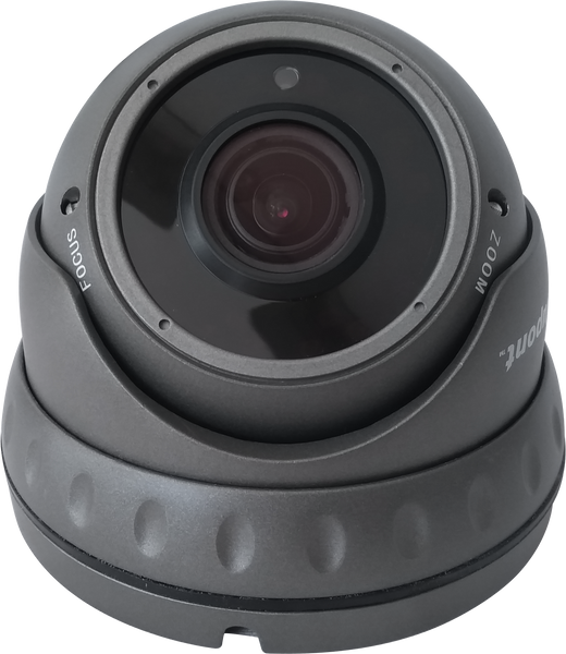5MP/4MP 4in1 Grey Dome CCTV Camera