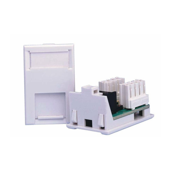LJ6C - RJ45 Network Module CAT5e - Rack Sellers