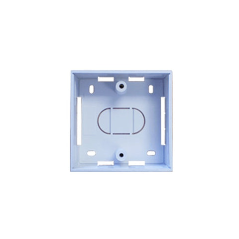 Single Gang Back Box (Surface Mount) 32mm