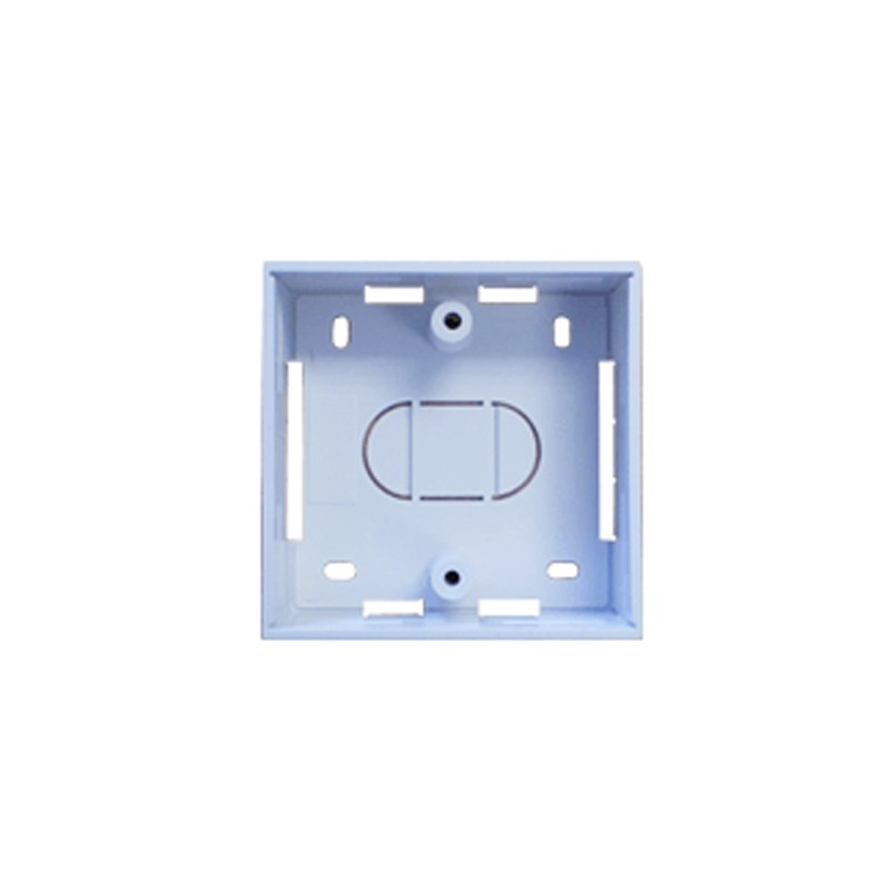 Single Gang Back Box (Surface Mount) 46mm