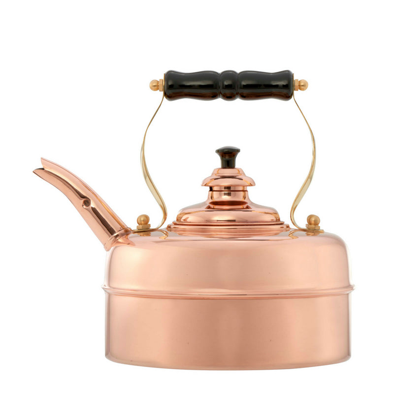 The rise of the Copper kettle.