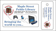 library keytags