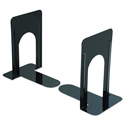 Steel Book Support, Plain Base,  5