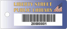 library key tag