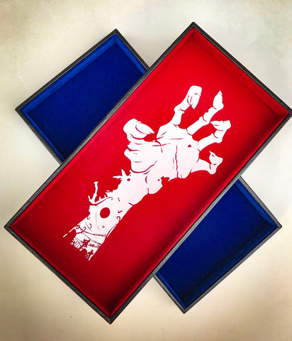New Dice Trays! And Zombies!