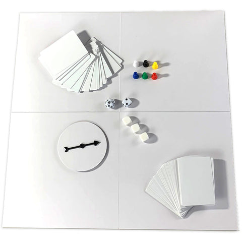 Board Game Studio - Do-It-Yourself Board Game Kit
