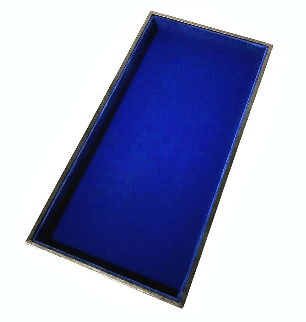 Royal Blue Dice Tray
