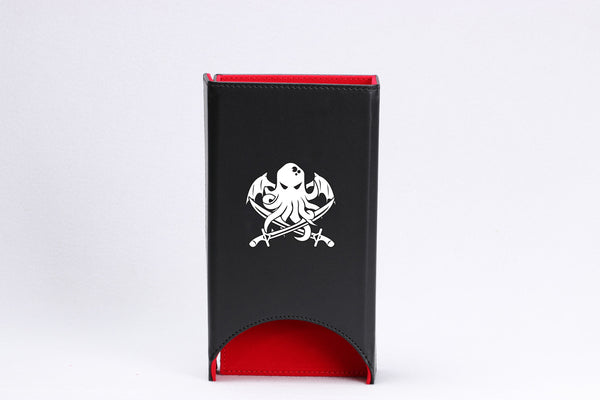 Cthulhu's Tower Foldable Dice Tower