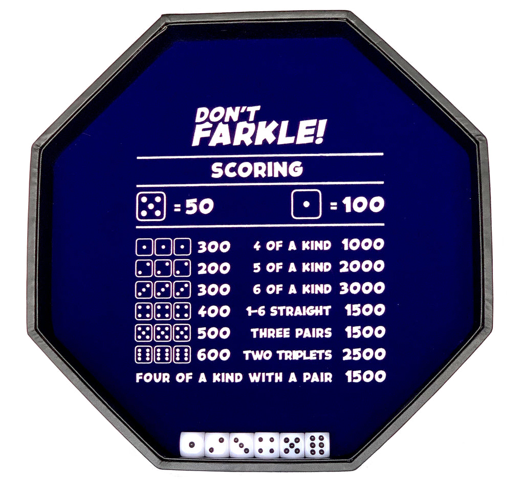 Don't Farkle! The Classic Risk & Reward Game
