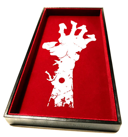 Hand of the Zombie Dice Tray