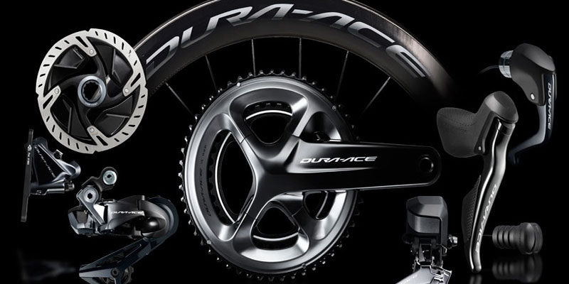 What's the difference between Shimano road groupsets?
