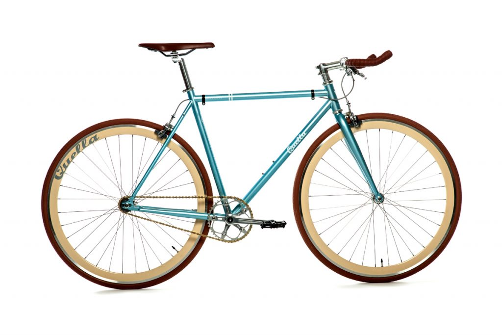 Quella Premium Varsity - Cambridge Singlespeed - Flag Bikes
