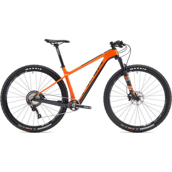 Genesis Mantle 20 XC Carbon Race 2019 - Flag Bikes