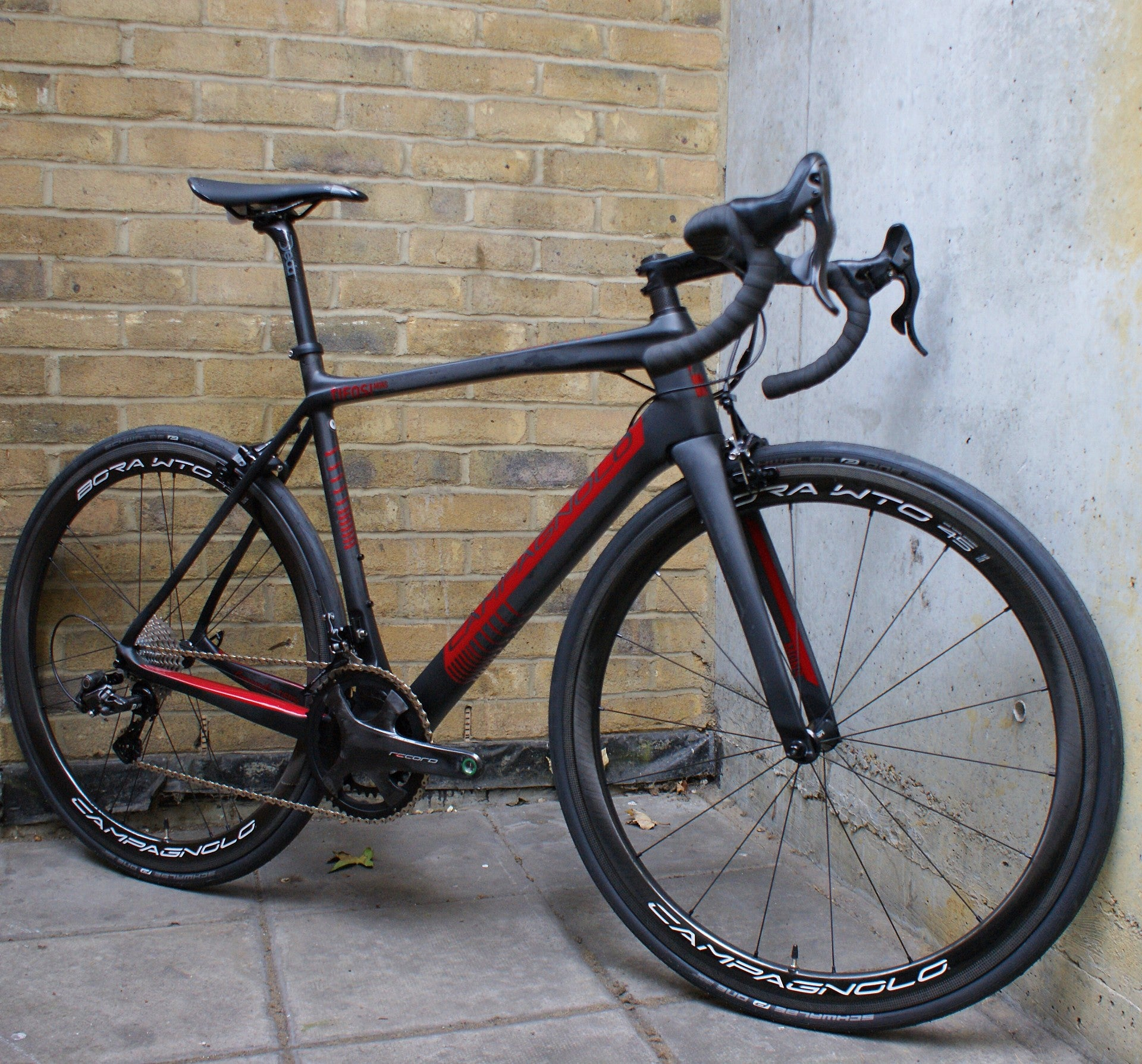 Tifosi Mons Record 12-speed - Campagnolo Special Edition