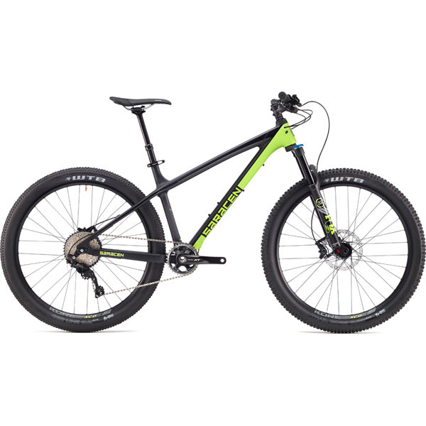 Saracen Mantra Elite Carbon 2017 - Flag Bikes