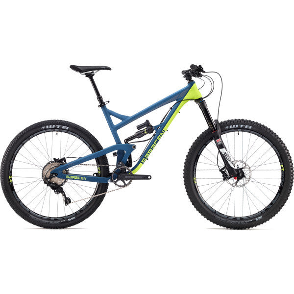 Saracen Ariel Elite bike 2017