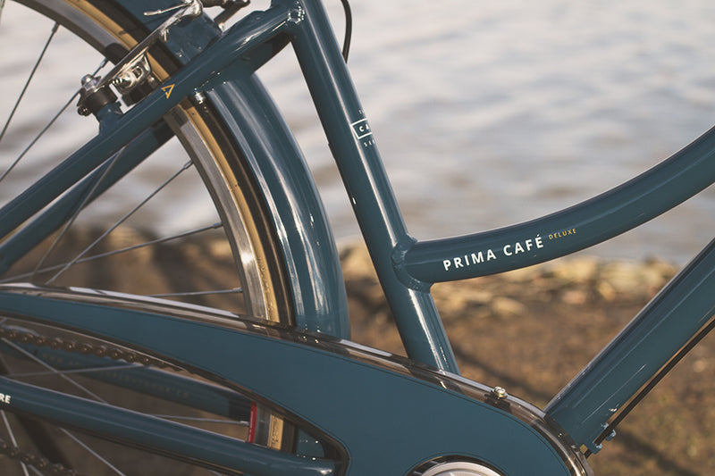 Adventure Prima Cafe Deluxe 2018 - Flag Bikes