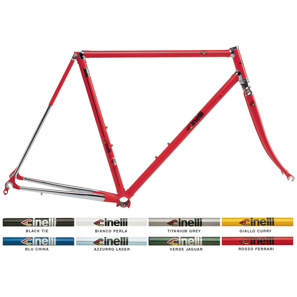 Cinelli Supercorsa Road Frameset