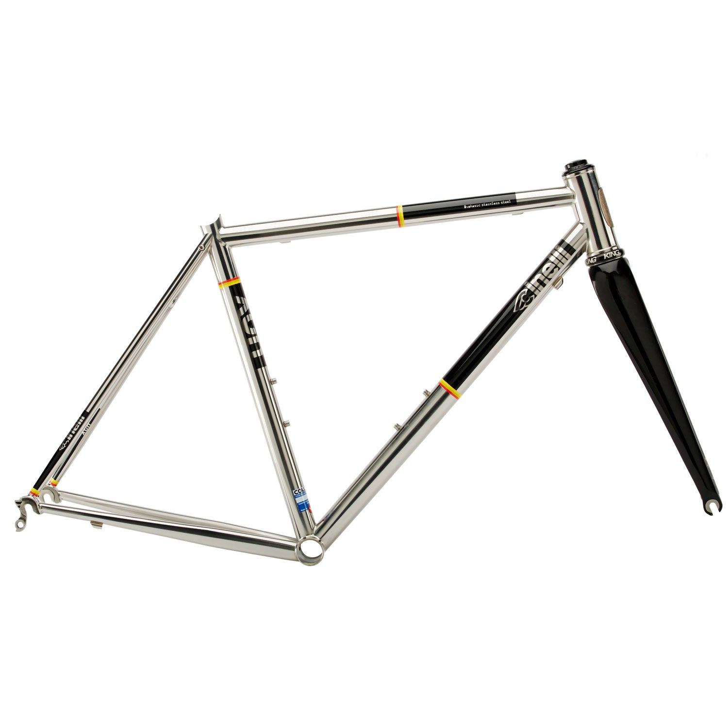 Cinelli XCR Magic Mirror Frameset