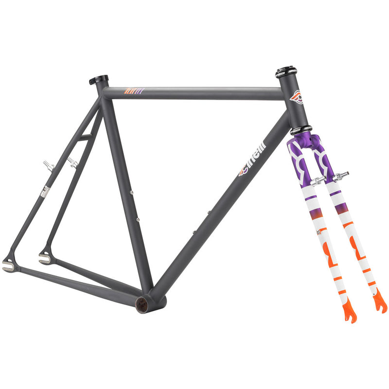 Cinelli Tutto Grey Frameset