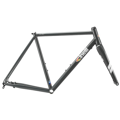 Cinelli Nemo Disc Grey Frameset