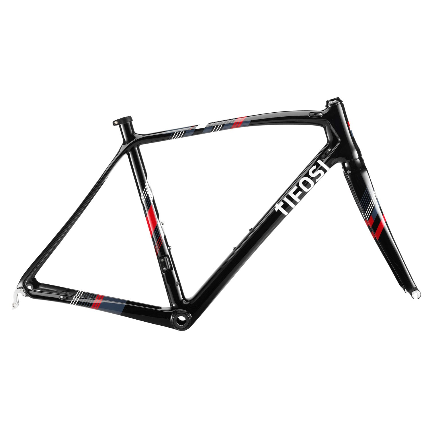 Tifosi Scalare Caliper Black/Red Frameset