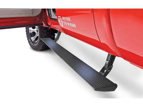 "injected motorsports AMP Research (76247-01A) - 6.25"" PowerStep Cab Length Running Boards; 17- Current GM 2500/3500"
