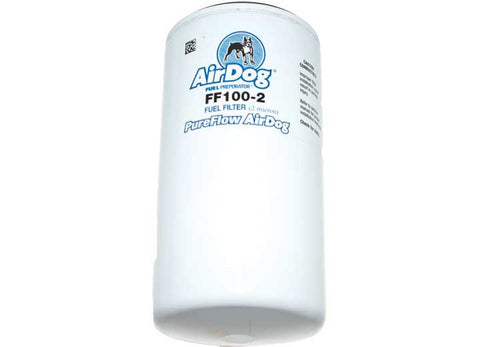 injected motorsports AIRDOG (FF100-2) MICRON REPLACEMENT FUEL FILTER FOR AIRDOG