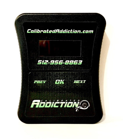 INJECTED MOTORSPORTS CALIBRATED ADDICTION EFI LIVE AUTOCAL DSP5 CUSTOM TUNING; 04-5-10 GM DURAMAX LLY/LBZ/LMM