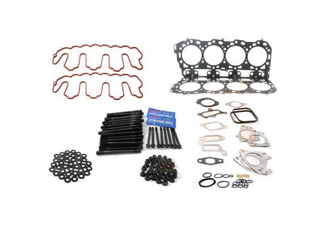 injected motorsports MERCHANT AUTOMOTIVE (10101) LLY 04.5-05 GM HEAD GASKET KIT W/ ARP HEAD STUDS