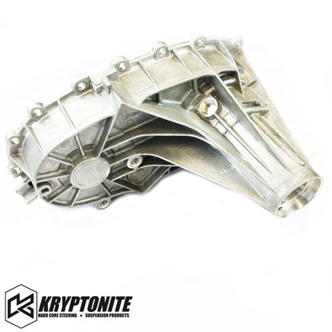 injected motorsports Kryptonite (KRTCASE) Aluminum Rear Transfer Case Housing; 01-07 GM 2500/3500HD