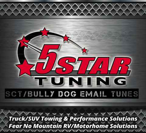 injected motorsports 5 Star Tuning; 1 OR MORE EMAIL TUNE(S) FOR FORD SCT/BULLY DOG DEVICES *ONLY