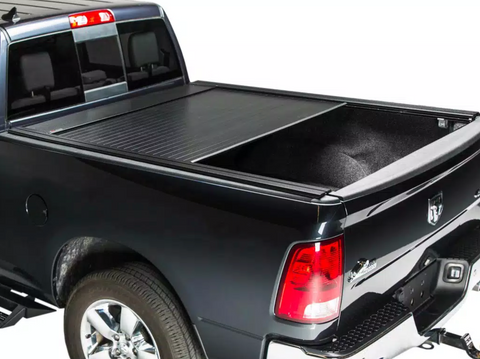 PACE EDWARDS (BLD7936) Bedlocker Truck Bed Cover; 09-18 Dodge Ram 8' Bed