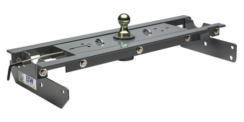 B&W HITCHES TURNOVER BALL GOOSENECK HITCH (PN# GNRK1067) injected motorsports
