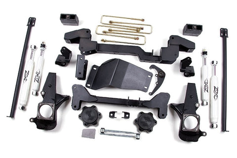 "injectedmotorsports zone 6"" gmc 01-10 lift kit"