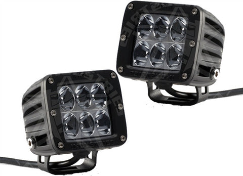 RIGID INDUSTRIES D2 - DRIVING - SET OF 2 (PN# 50231)