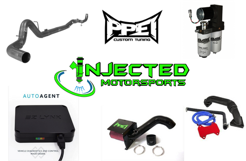 Injected Motorsport Diesel Performance Parts and Accessories